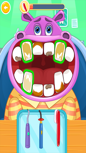 Children's doctor : dentist. 1.2.7 Screenshots 1