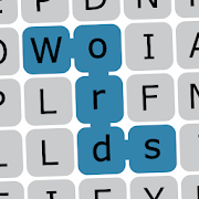 Word Search - Free word games. Snaking puzzles