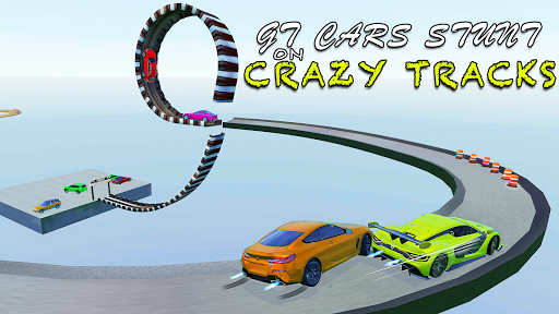 City GT Racing Car Stunts 3D Free - Top Car Racing 2.0 screenshots 3