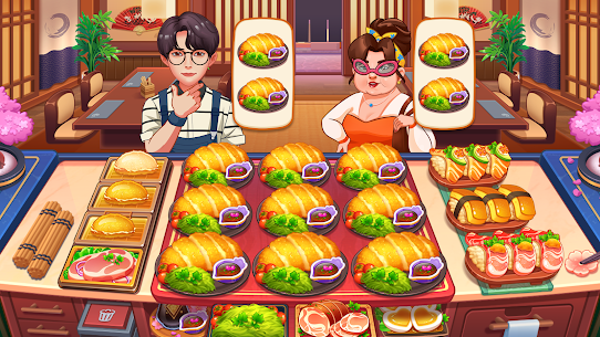 Cooking Family : Madness Restaurant Food Game 3