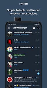 ZED Messenger 2