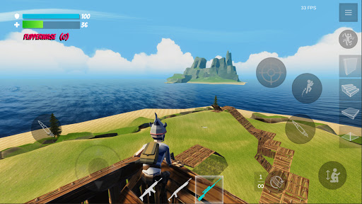 1v1Battle - Build Fight Simulator screenshots 5