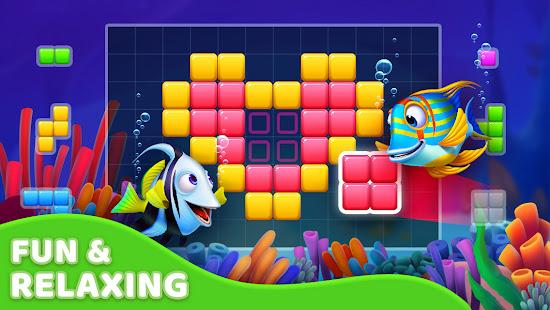 Image For Block Puzzle Fish – Free Puzzle Games Versi 2.0.0 7