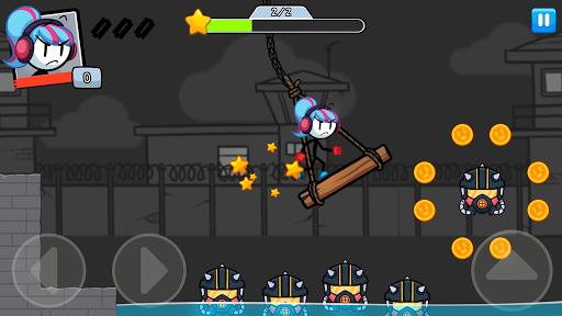 Stick Prison: Stickman Escape Journey android2mod screenshots 10