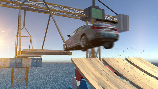 M7 Driving And Race Apk 0.2 screenshots 2