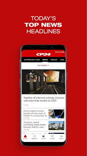 CP24  Screenshots 4