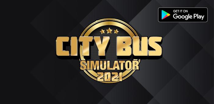 Bus Game 2021: City Bus Simulator