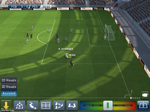 PES CLUB MANAGER apktram screenshots 13