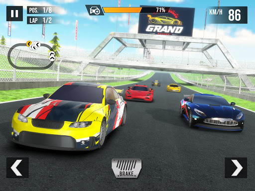 REAL Fast Car Racing: Race Cars in Street Traffic 1.2 screenshots 14