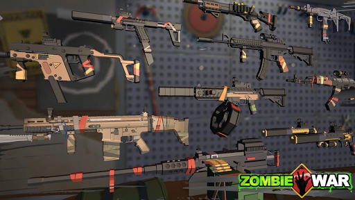 Zombie War 1.2.7 screenshots 4