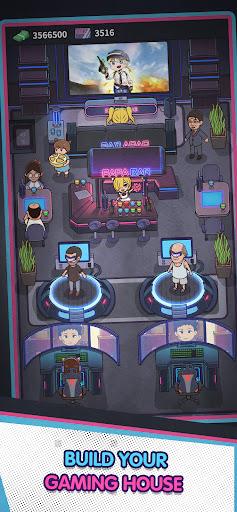 Gamer Cafe 1.0.4 screenshots 3