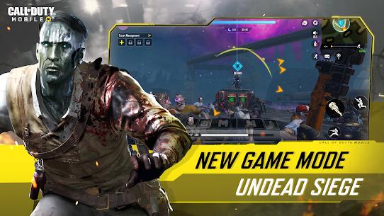 Call of Duty Mobile Apk Lastest Version 2021** 4