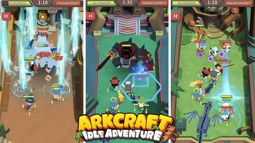 Arkcraft - Idle Adventure 0.0.5 screenshots 4