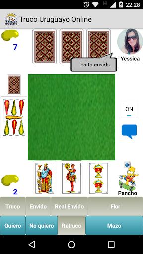 Truco Uruguayo ud83cudfc6 5.2 screenshots 8