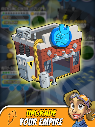 Tap Empire: Idle Tycoon Tapper & Business Sim Game  screenshots 22