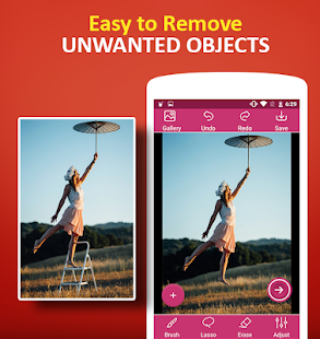 Remove Object from Photo - Unwanted Object Remover 2.5 Screenshots 4