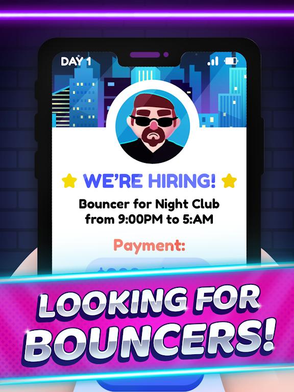 ID Please - Club Simulation poster 3