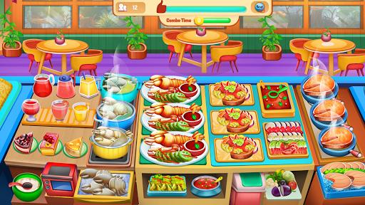 Chef's Kitchen: Restaurant Cooking Games 2021  screenshots 1