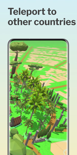Plant The World - Multiplayer GPS Location Game screenshots 5