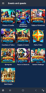 Empires & Puzzles: Guide