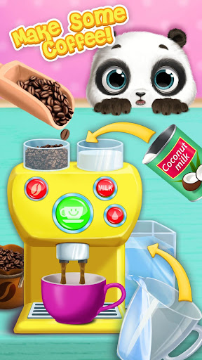 Panda Lu Baby Bear City - Pet Babysitting & Care 5.0.10008 Screenshots 4