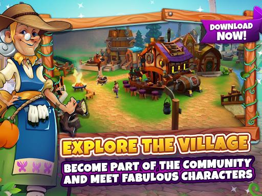 Télécharger Gratuit Farmer's Fairy Tale apk mod screenshots 6