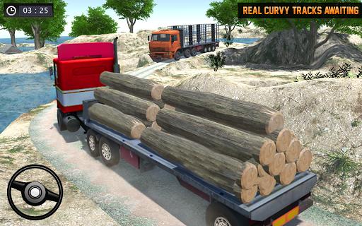 Cargo Truck Offroad Driving Simulator 2020 1.0.2 screenshots 3