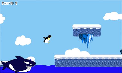 penguin fly! : relaxing game screenshot 3