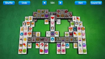 Mahjong Emoji