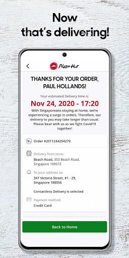 Pizza Hut - Singapore 5.0.3 Screenshots 7