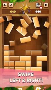 Woody Drop Puzzle - Free Block Mind Games