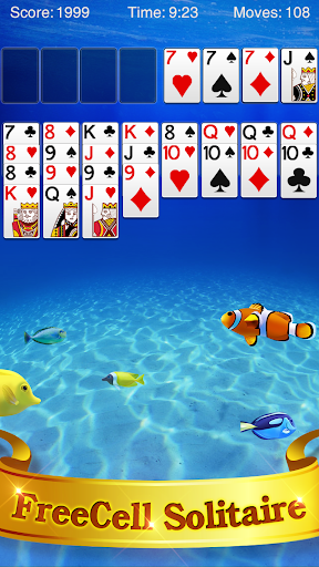 FreeCell Solitaire  screenshots 17