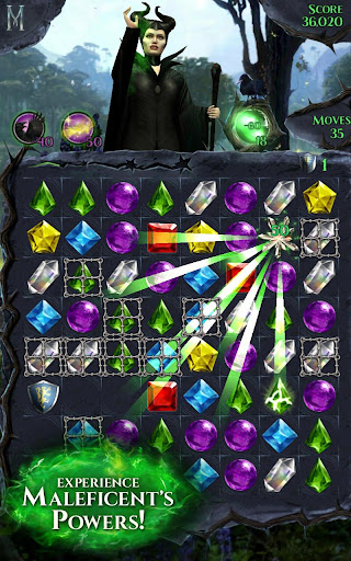 Maleficent Free Fall 9.1.1 Screenshots 1