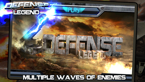 Tower defense- Defense Legend 2.2 screenshots 1
