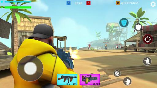 Strike Shooter: War Battle Gun Fps Shooting Games screenshots 2