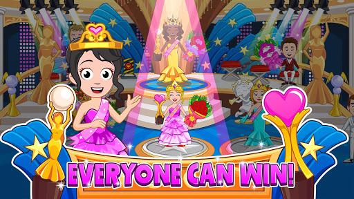 My Town : Beauty Contest - Girls Dress up & makeup screenshots 5