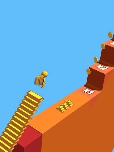 Stair Run apktram screenshots 10