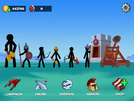 Stickman War Legend of Stick apkpoly screenshots 24