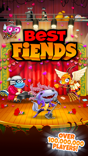 Best Fiends - Free Puzzle Game modavailable screenshots 8