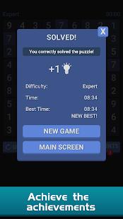Sudoku Free Puzzle - Offline Brain Number Games