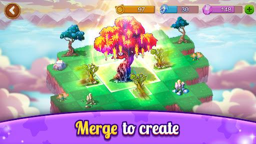 Fantastic Pets : Wonder Merge Magic Game u2728  screenshots 1