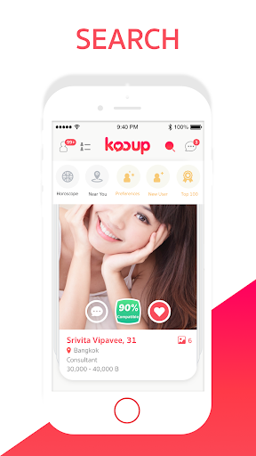 Kooup - Date, Chat & Meet Your Soulmate  screenshots 4