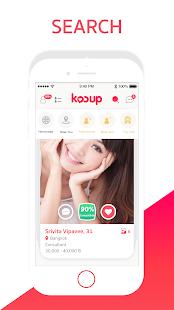 Kooup - Date, Chat & Meet Your Soulmate 1.7.22 Screenshots 4