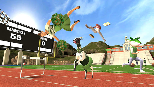 Goat Simulator apktram screenshots 4