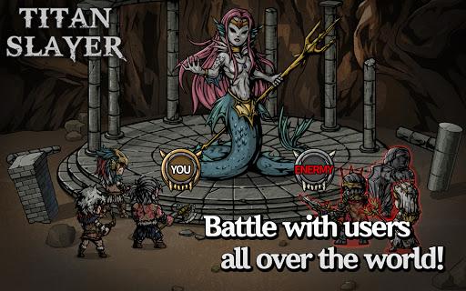 Titan Slayer: Roguelike Strategy Card Game  screenshots 14