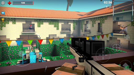 Pixel Strike 3D - FPS Battle Royale 8.4.1 screenshots 6