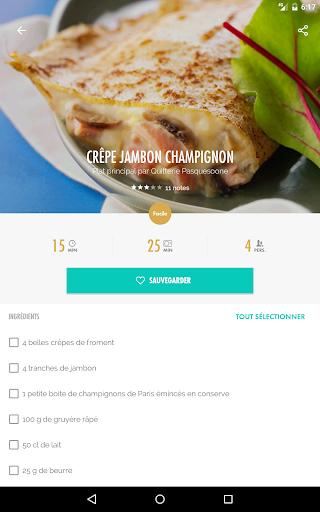 Cuisine Actuelle - idu00e9es recettes 2.6.4 Screenshots 15