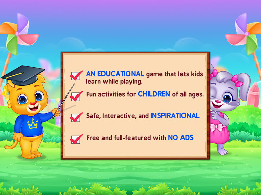 Colors & Shapes - Kids Learn Color and Shape screenshots 23