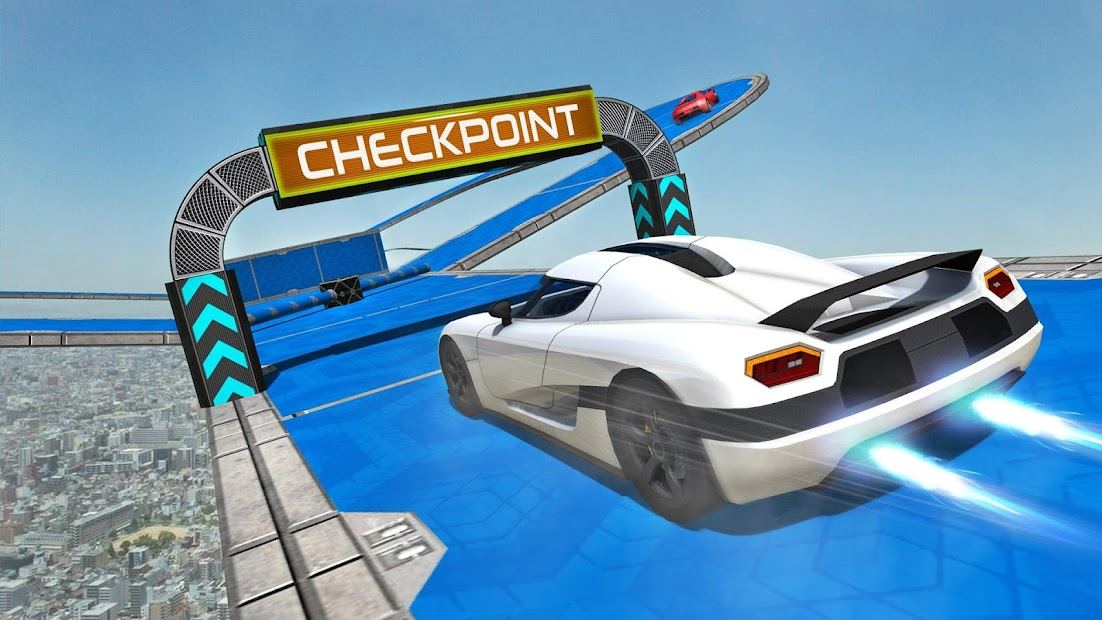 Ramp Car Gear Racing 3D: New Car Game 2021 screenshot 10