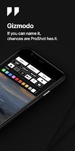 ProShot v7.8.1 Pro APK 6